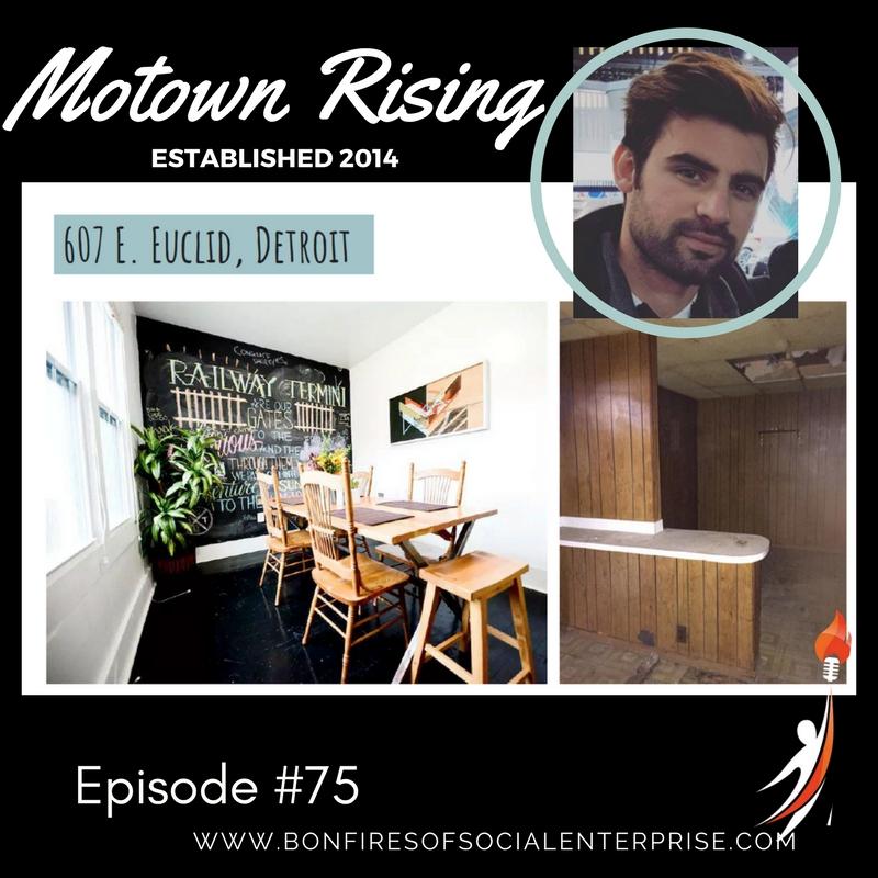 Motown rising social media