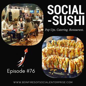 social sushi instagram