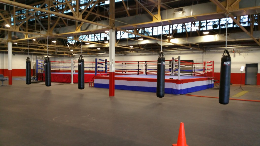 Detroit Youth Boxing
