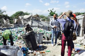 Hamilton_interview_from_Truitier_Landfill_in_Haiti